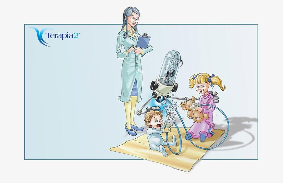 Cure termali per bambini